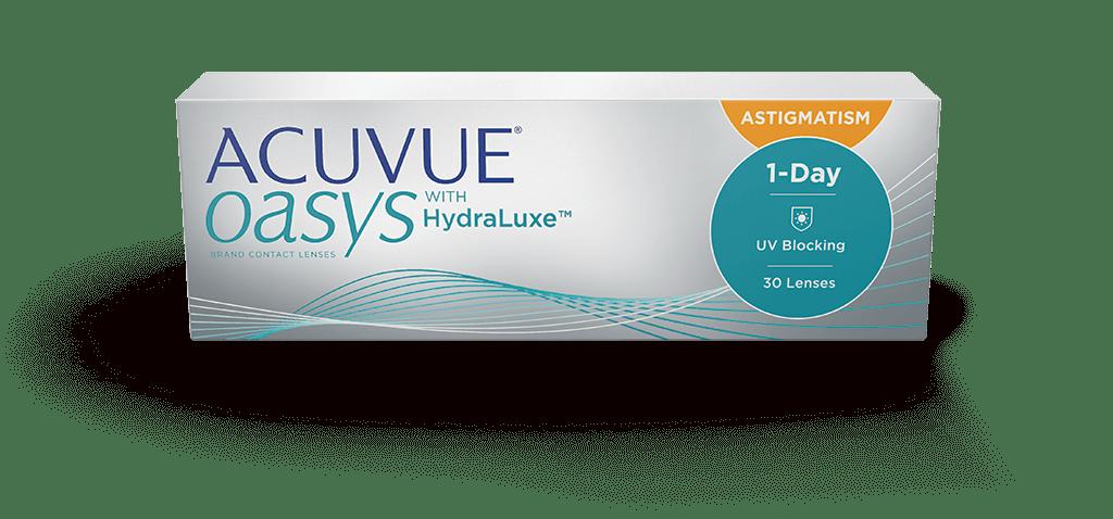 OASYS® 1-Day para Astigmatism   Lentes de Contacto de la marca ACUVUE® 476867e2ab
