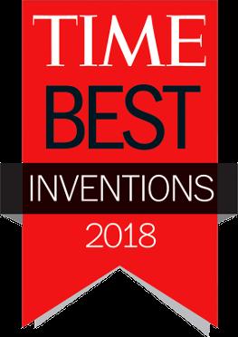 ACUVUE® OASYS con Transitions™ fue una Mejor Invención de TIME en el 2018