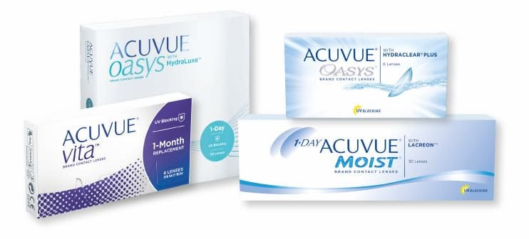 Productos ACUVUE ®